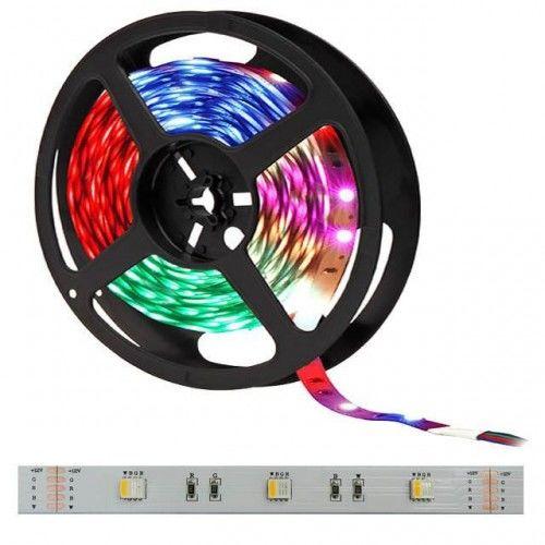 Taśma LED 150SMD5050 RGBCW IP20 RGB + biała zimna - 1 metr