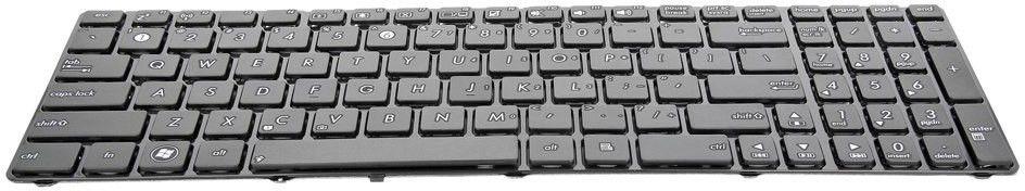 Klawiatura laptopa do Asus K50 (wyspowa)