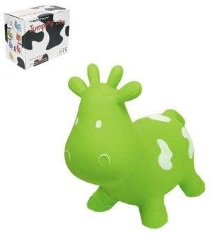 Hoppymals Tootiny krówka skoczek 03 zielona + pompka