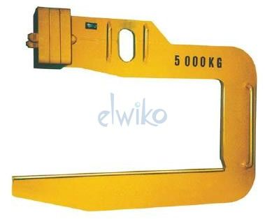 TCK 10,0/1250 - uchwyt, udźwig 10000kg