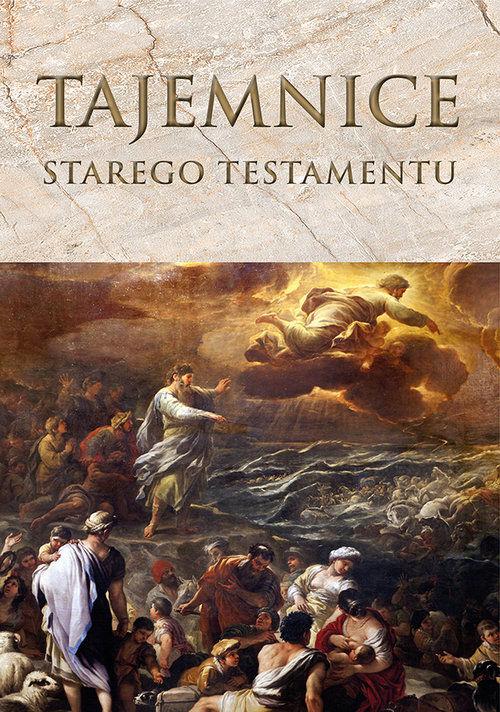 Tajemnice Starego Testamentu ZAKŁADKA DO KSIĄŻEK GRATIS DO KAŻDEGO ZAMÓWIENIA