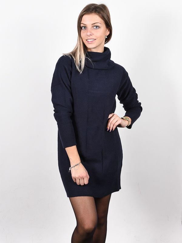 Element DELTA ECLIPSE NAVY krótkie sukienki - M