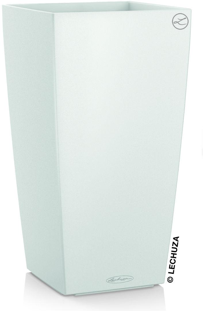 Donica Lechuza CUBICO Color 30/30/56 biały