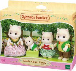 Sylvanian Families - 5358 - Alpaka: rodzina Wełna