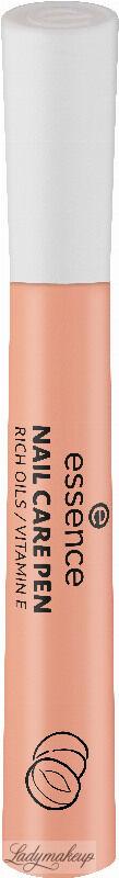 Essence - Nail Care Pen - Odżywka do paznokci i skórek w sztyfcie - 5 ml