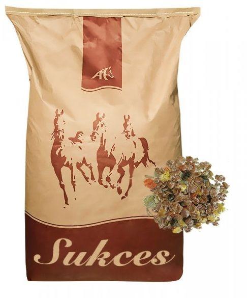 Musli podstawowe dla koni 25kg - Sukces
