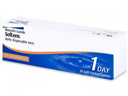 SofLens Daily Disposable Toric