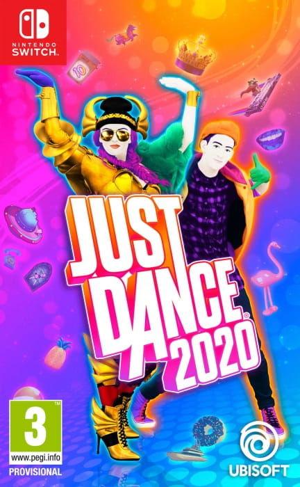 Gra Just Dance 2020 (Nintendo Switch)