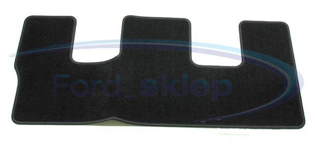 dywaniki materiałowe S-max  Galaxy - 3 rząd - Ford oryginał