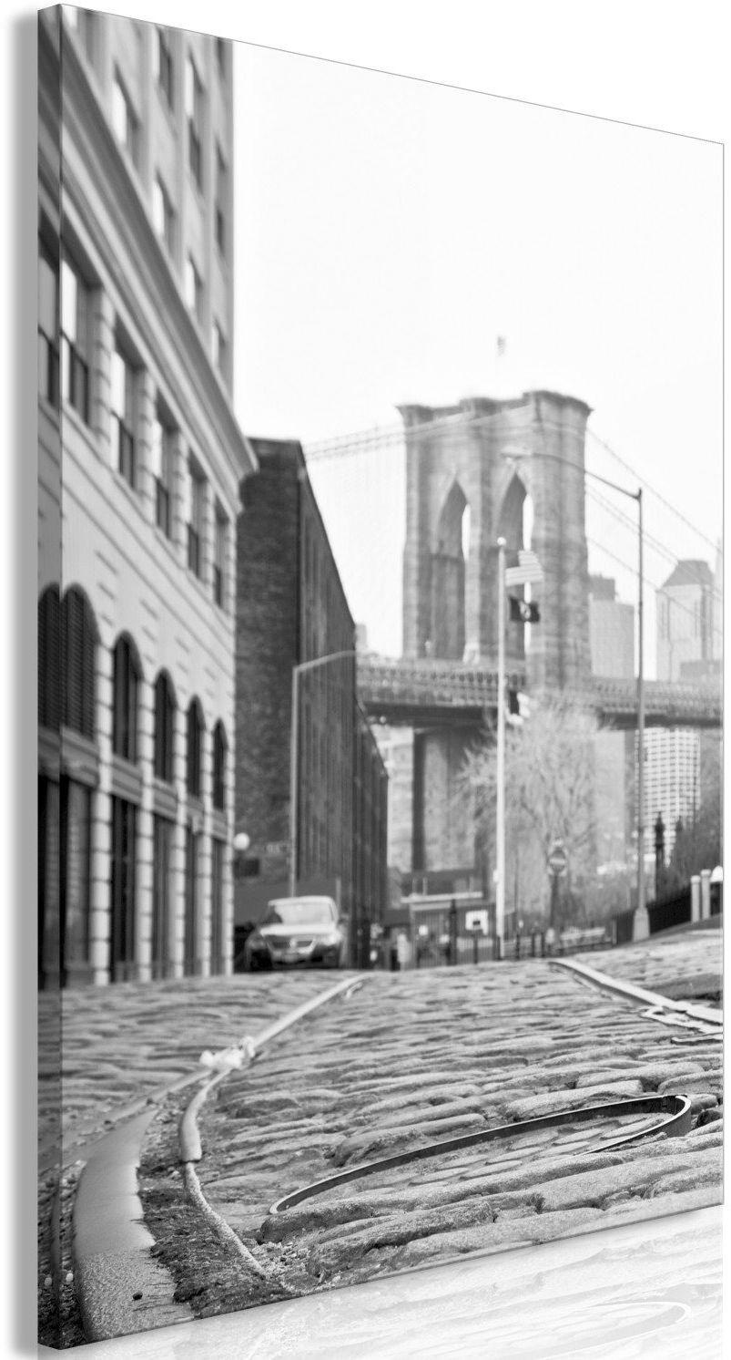 Obraz - most brookliński (1-częściowy) pionowy