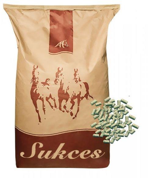 Pasza podstawowa dla koni 25kg - Sukces - granulat