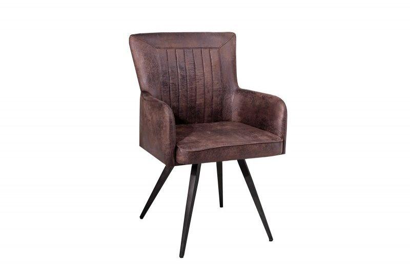 Krzesło Roommer brązowe