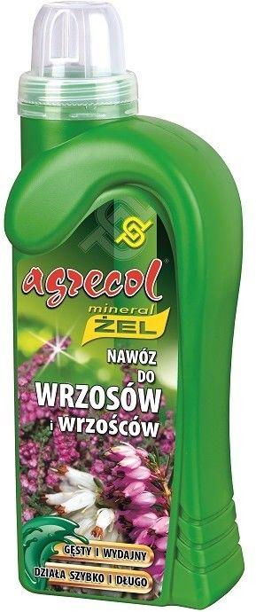 Nawóz do wrzosów i wrzośców Agrecol Mineral żel 0,5 l