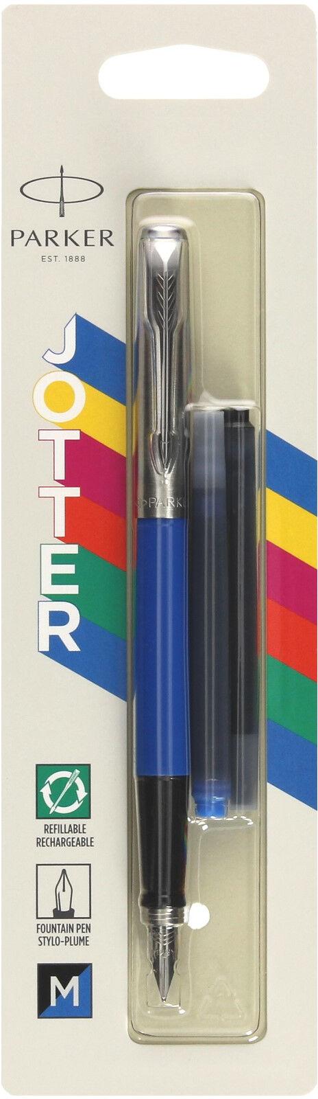Pióro wieczne Parker Jotter Originals Blue 2096858
