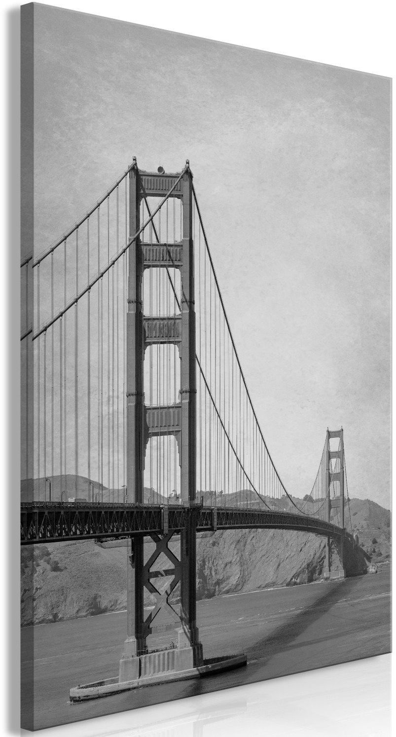 Obraz - most (1-częściowy) pionowy
