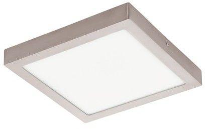 32446 Fueva 1 EGLO lampa sufitowa1x24W LED nikiel/biały 4000K