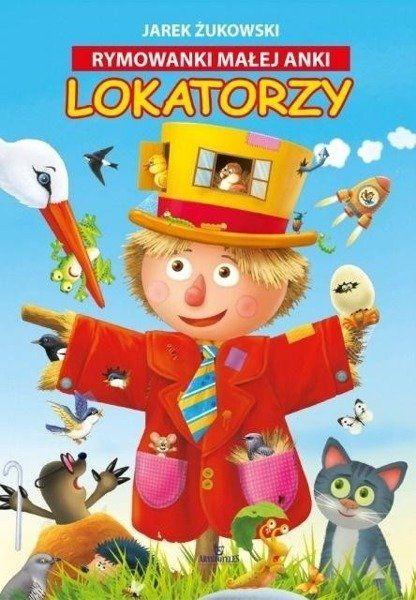 Rymowanki małej Anki Lokatorzy - Jarek Żukowski