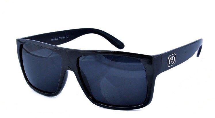 Okulary przeciwsłoneczne Nerdy FEBE-197 czarne