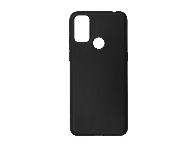 Alcatel 1S (2021) - etui na telefon Soft Flex - czarny