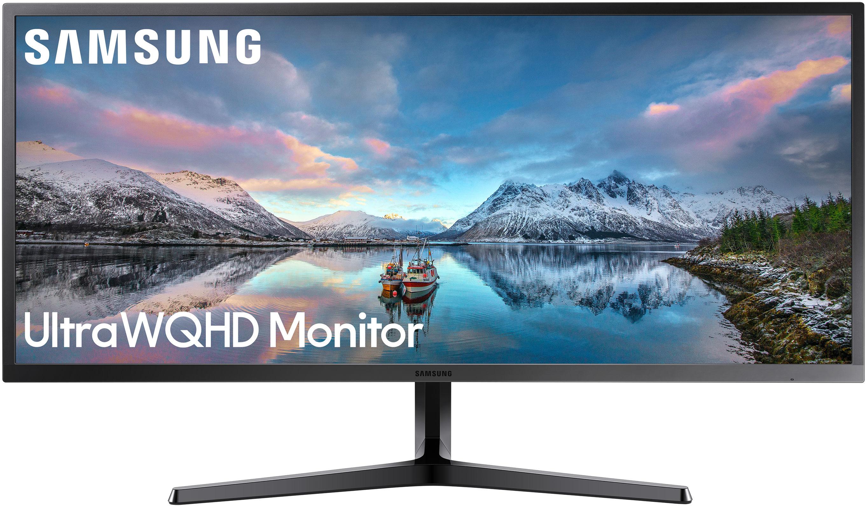 """Samsung LS34J550WQR 86,4 cm (34"""") 3440 x 1440 px UltraWide Quad HD LED"""