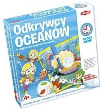 Story Games: Odkrywcy oceanów