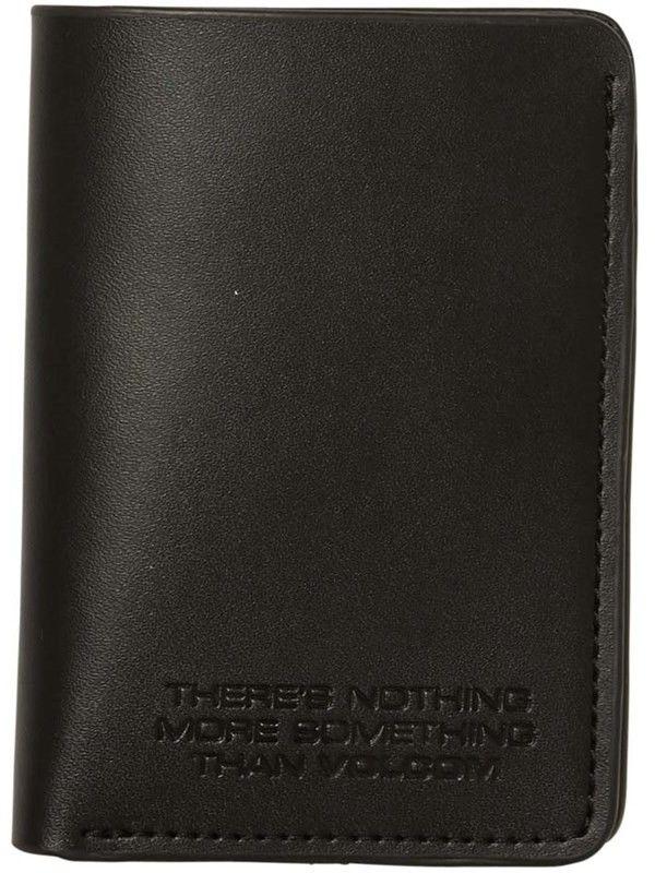 portfel VOLCOM - The Classic Lth Card Wallet Black (BLK)
