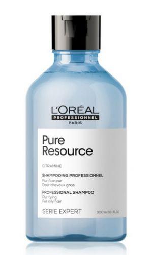 Loreal Pure Resource szampon do włosów normalnych i przetłuszczających się 300 ml