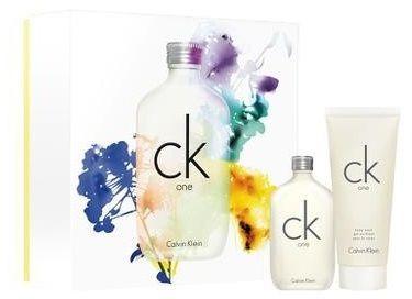 Calvin Klein One Unisex żel do kąpieli 100ml + woda toaletowa - 50ml Do każdego zamówienia upominek gratis.