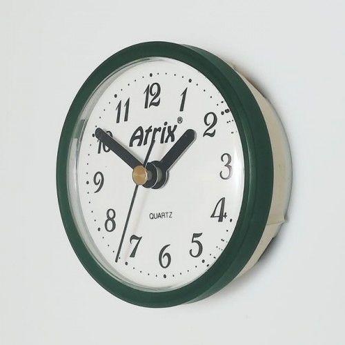 Wkładka zegarowa z zieloną ramką