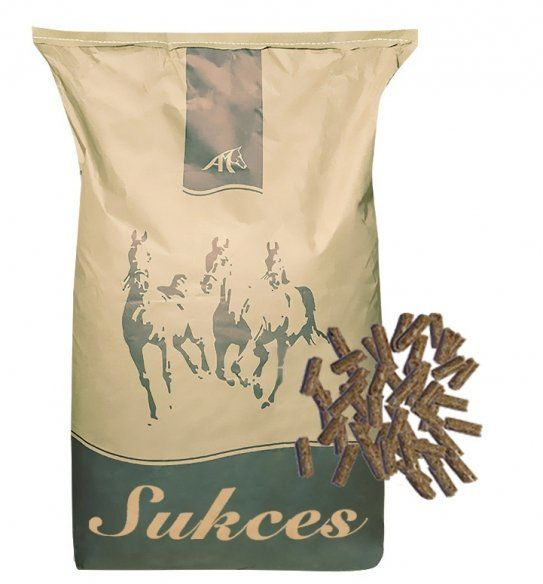 Pasza wysokoenergetyczna dla koni 25kg - Sukces - granulat