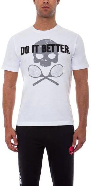 Hydrogen Do It Better T-shirt M - white