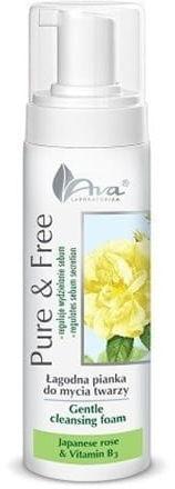 AVA Pure&Free płyn micelarny do demakijażu Rokitnik, 250 ml