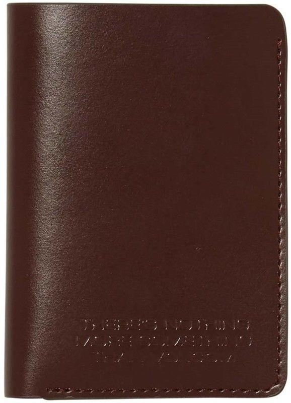 portfel VOLCOM - The Classic Lth Card Wallet Brown (BRN)
