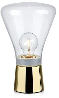 Lampa stołowa JACK table clear glass/brass 106798 - Markslojd  Napisz lub Zadzwoń - Otrzymasz kupon zniżkowy