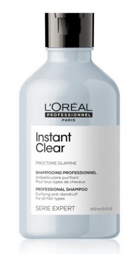 Loreal Instant Clear szampon przeciwłupieżowy 300 ml
