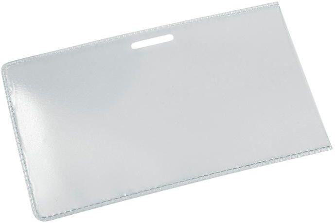 Kieszonka PLM z elastycznej przezroczystej folii otwarta z boku Argo, 92 x 60 mm, opakowanie 50 sztuk -  Rabaty  Porady  Hurt  Autoryzowana dystrybucja  Szybka dostawa