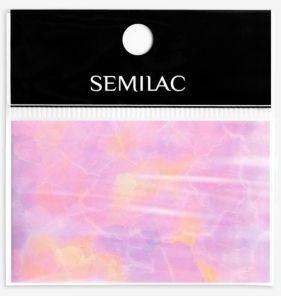 Semilac Folia Transferowa 11 - Pink Marble