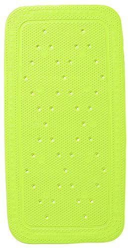 """Kleine Wolke """"Calypso wkładka do wanny, PCW, zielona, 36 x 92 x 1 cm"""