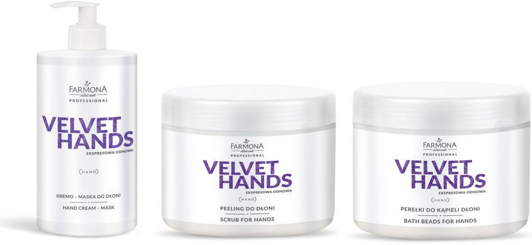 Farmona Zabieg Velvet Hands