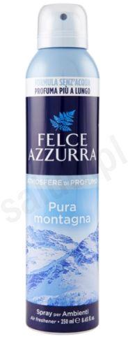 Felce Azzurra Górska czystość - odświeżacz powietrza w sprayu (250 ml)