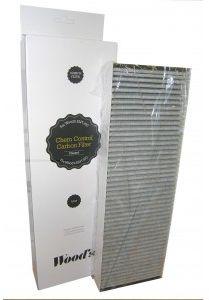 Wood''s Elfi 300 - Filtr powietrza CARBON-ECOSORB CS 130g do oczyszczacza powietrza