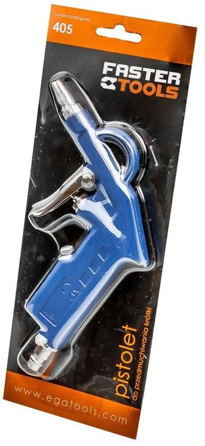 Pneumatyczny pistolet do przedmuchiwania FASTER TOOLS 405