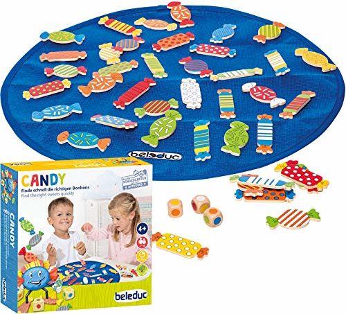 Beleduc 22461 Candy gra dla dzieci i rodzinna