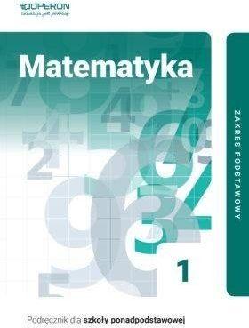 Matematyka LO 1 Podr. ZP w. 2019 - Kinga Gałązka