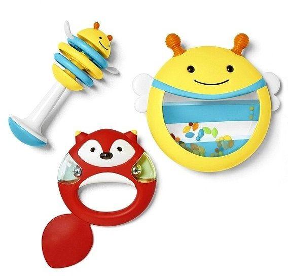 Instrumenty Explore & More, 303253-Skip Hop, zabawki muzyczne