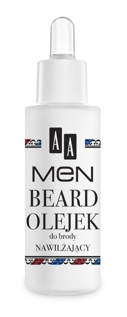 OCEANIC AA Men Beard Olejek do brody nawilżający 30ml
