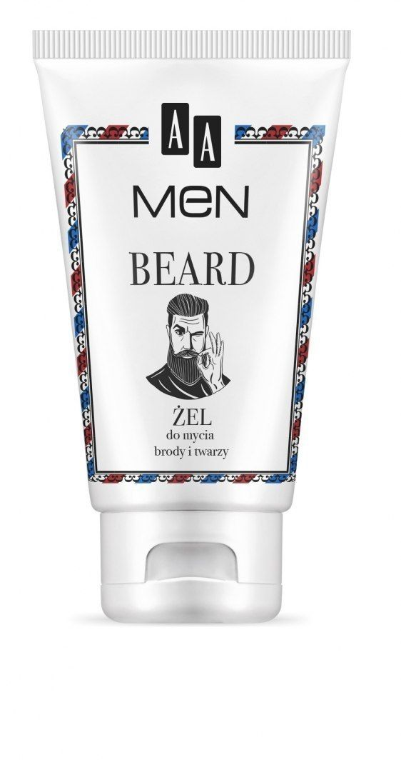 OCEANIC AA Men Beard Żel do mycia brody i twarzy 150ml