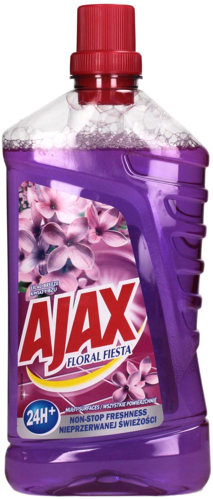 Płyn uniwersalny 1L Ajax FioletBez