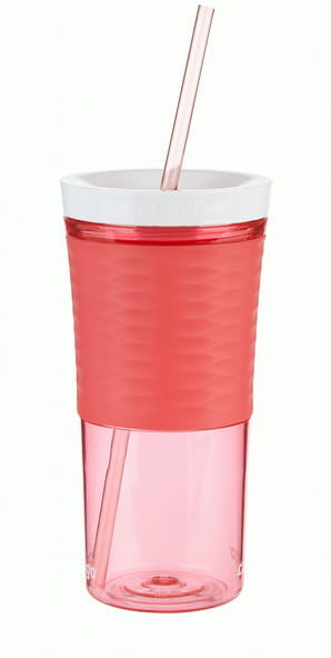 Contigo Shaker Shake and Go Single Wall Różowy 540 ml