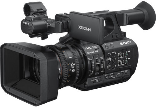 Sony PXW-Z190 - kamera HDR 4K XDCAM Sony PXW-Z190